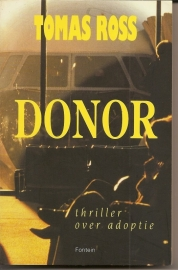 """Ross, Tomas: """"Donor""""."""