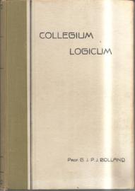 Bolland, prof. G.J.P.J.: Collegium Logicum