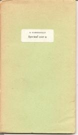 Speciaal voor U 1960