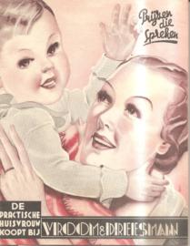 Ivans: Antonio (In: De practische huisvrouw; november 1934)