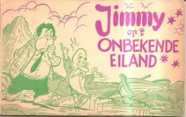 Jimmy op 't onbekende eiland