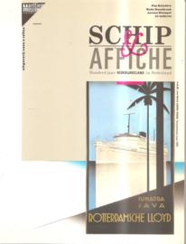 Reinders, Pim: Schip & Affiche