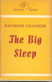 "Chandler, Raymond: ""The big sleep""."