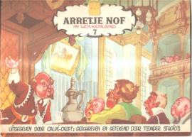 Arretje Nof Toonder Studio's nr. 7