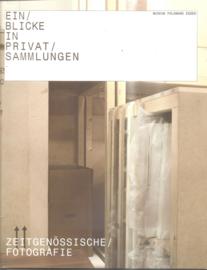 Catalogus Einblicke in Privatsammlungen - Zeitgenössige Fotografie