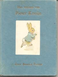 Potter, Beatrix: Het verhaal van Pieter Konijn