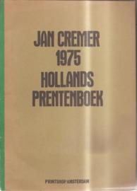 Cremer, Jan: Hollands Prentenboek 1975