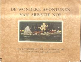 Arretje Nof, de wondere avonturen van, nr. II