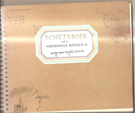 Berserik, Hermanus: Schetsboek