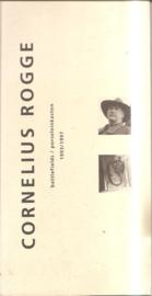 Rogge, Cornelius: battlefield / porseleinkasten