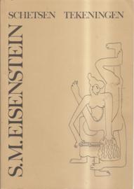 """Eisenstein, S.M.: """"Schetsen tekeningen""""."""