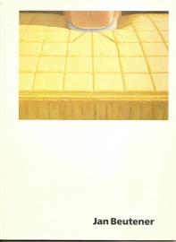 Catalogus Stedelijk Museum 714: Jan Beutener.