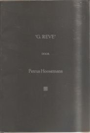 "Reve, G. (over -): ""G. Reve"", door Petrus Hoosemans"