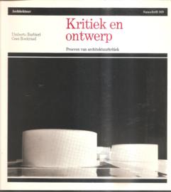 Barbieri, Umberto en Boekraad, Cees: Kritiek en ontwerp
