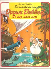 Douwe Dabbert: De weg naar west (hc)