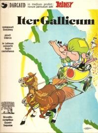 """Asterix: """"Iter Gallicum""""."""