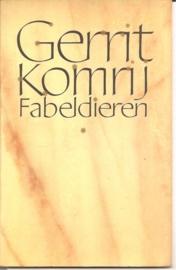 """Komrij, Gerrit: """"Fabeldieren""""."""