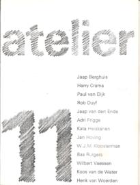 Catalogus Stedelijk Museum 552: Atelier 11