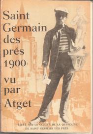 Atget: Saint Germain des prés 1900 vu par Atget