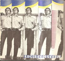 Lichtenstein, Roy: Dessins sans bande