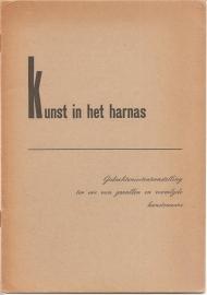 Catalogus Stedelijk Museum, zonder nummer: Kunst in het harnas.