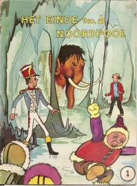 """Overeijnder, A. jr.: """"Het Einde van de Noordpool""""."""