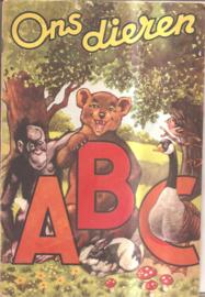 A B C-boekje: Ons dieren ABC