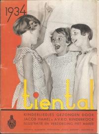 Marée, Piet: Tiental 1934