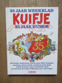 35 jaar weekblad Kuifje