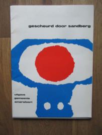 Sandberg, Willem: Gescheurd door Sandberg