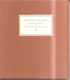 Sybesma, Sybe en Gent, Jacques van: Kwatrinen / Kwatrijnen