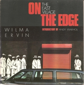 "Ervin, Wilma: ""On the edge""."