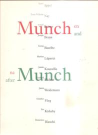 Catalogus Stedelijk Museum 797: Munch
