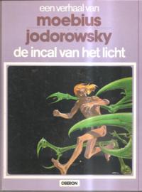 Moebius /Jodorowsky: De Incal van het licht