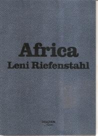 """Riefenstahl, Leni: """"Africa""""."""