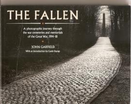 """Garfield, John: """"The Fallen"""". (gesigneerd)."""