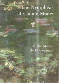 Monet, Claude: The Nymhéas of Claude Monet