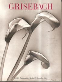 Grisebach Auktionen nr. 120: Photographie