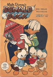 Donald Duck 1958, no. 27