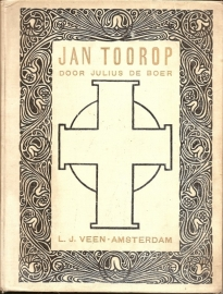 """Boer, Julius de: """"Jan Toorop""""."""