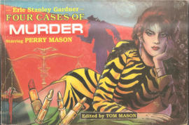 Gardner, Erle Stanley: Four cases of murder
