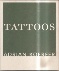 Koerfer, Adrian: Tattoos