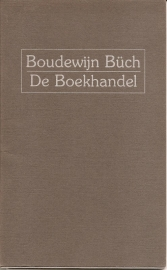 """Buch, Boudewijn: """"De Boekhandel""""."""
