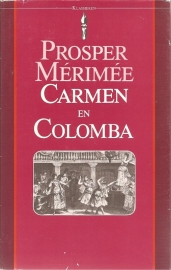 "Mérimée, Prosper: ""Carmen en Colomba""."