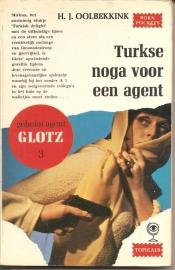 """Oolbekkink, H.J.: """"Turkse noga voor een agent""""."""