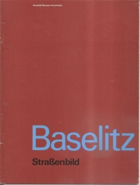 Catalogus Stedelijk Museum 687: Baselitz