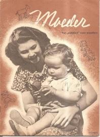 Moeder: het vakblad voor moeders; november 1947