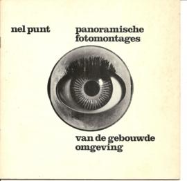 """Punt, Nel: """"Panoramische fotomontages van de gebouwde omgeving""""."""
