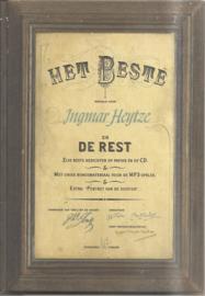 Heytze, Ingmar: Het Beste en de Rest (met cd)