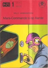 Ciso 1: Marscommado's op Aarde